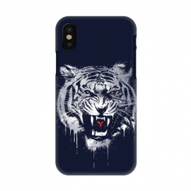 iPhone X  Melting Tiger by Steven Toang ()