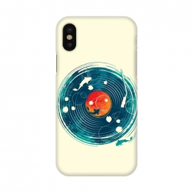 iPhone X  Pond of Music by Steven Toang ()