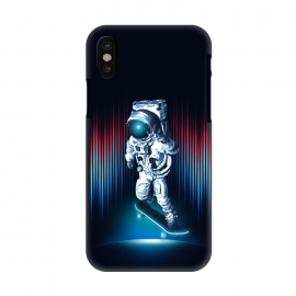 iPhone X  Space Skater by Steven Toang ()