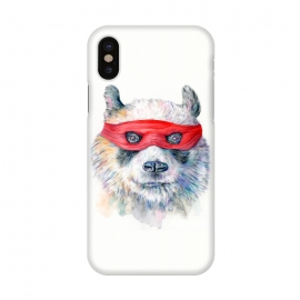 iPhone X  Panda by Brandon Keehner ()