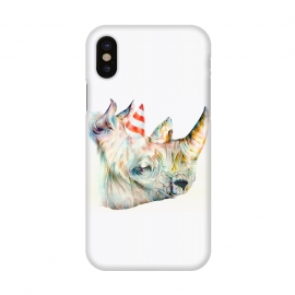 iPhone X  Rhino's Birthday by Brandon Keehner ()