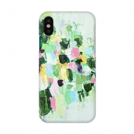 iPhone X  Mint Julep by Ann Marie Coolick ()
