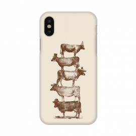 iPhone X  Cow Cow Nuts by Florent Bodart ()