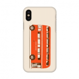 iPhone X  English Bus S6 Main by