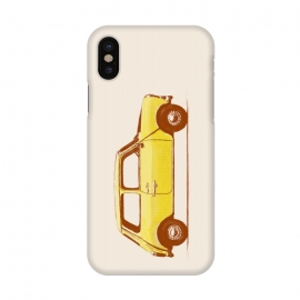 iPhone X  Mini Mr Beans by Florent Bodart ()