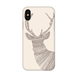 iPhone X  Stag by Florent Bodart ()