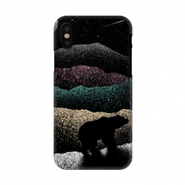 iPhone X  Wandering Bear by  ()