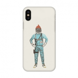 iPhone X  Zissou in Space by Florent Bodart ()