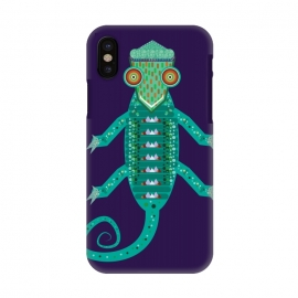 iPhone X  chameleon by Parag K