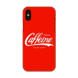 iPhone X  Caffeine by Mitxel Gonzalez ()