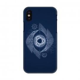 iPhone X  ODIN'S EYE by RAIDHO