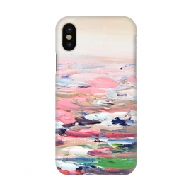 iPhone X  Pink Sunset by Ann Marie Coolick