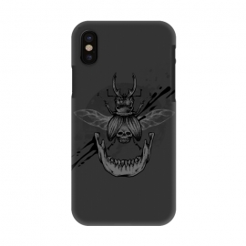 iPhone X  Beetle jaw by Lucas Dutra
