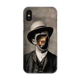 iPhone X  Gentleman Fox by 38 Sunsets