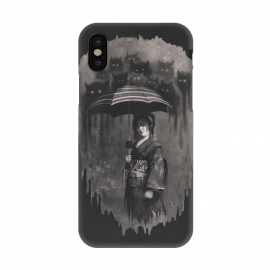 iPhone X  Lady Rain by 38 Sunsets