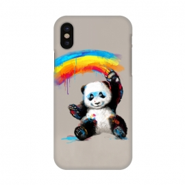 iPhone X  Giant Painter by 38 Sunsets