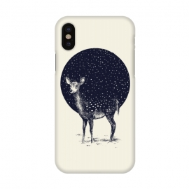 iPhone X  Snow Flake by