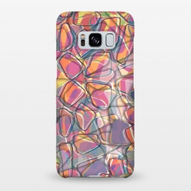 Galaxy S8+  Iridescent by Nacho Filella Design