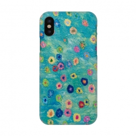 iPhone X  Colours of Happiness by Helen Joynson (modern fun)