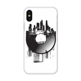 iPhone X  Urban Vinyl by Sitchko Igor