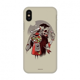 iPhone X  Bubbleeye Gum by Draco