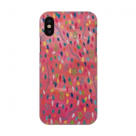 iPhone X  Colours of Chrion by Helen Joynson (fun modern)
