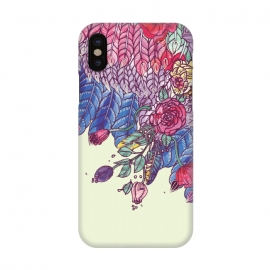 iPhone X  Bohochic  Wings  by Stefania Pochesci