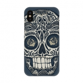 iPhone X  Calavera IV by Wotto