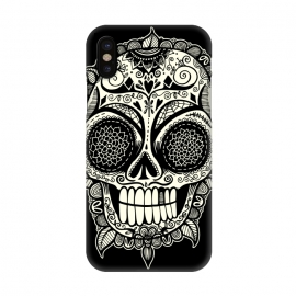 iPhone X  Dead Head by Wotto
