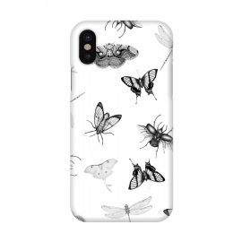 iPhone X  Entomologist Dreams by ECMazur