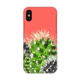 iPhone X  Cactus by