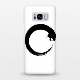Galaxy S8+  Wild Circle by Sitchko Igor (Wild,circle,lion,tiger,leopard,animal,animals,blackandwhite,black,white)