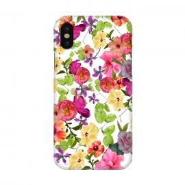 iPhone X  Zariya Flower Garden by
