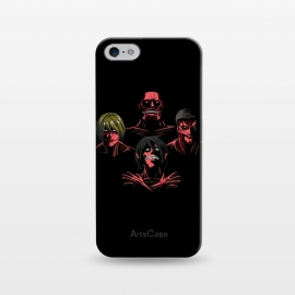 iPhone 5/5E/5s  Titan Rhapsody by Samiel Art