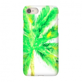 iPhone 8/7  Tropical Palm  by ALIPRINTS Design Studio