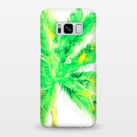 Tropical Palm  by ALIPRINTS Design Studio