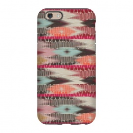 iPhone 6/6s  Ikat by Gill Eggleston Design