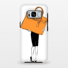 Galaxy S8+  Big Hermes Bag by Martina