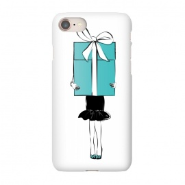 iPhone 8/7  Big Gift girl by Martina