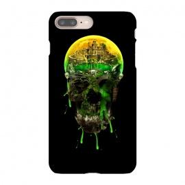 iPhone 8/7 plus  Haunted Skull by  (skull,skeleton,horror,art,design,cool)