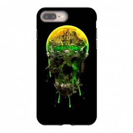 iPhone 8/7 plus  Haunted Skull by Riza Peker
