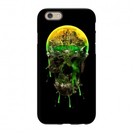 iPhone 6/6s  Haunted Skull by Riza Peker