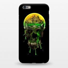 iPhone 6/6s plus  Haunted Skull by Riza Peker