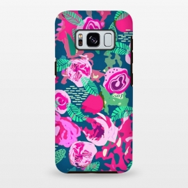 Galaxy S8 plus  Royal Roses by