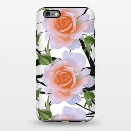 iPhone 6/6s plus  Swiggles + Florals by Zala Farah