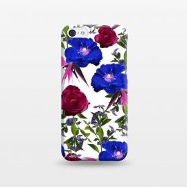 iPhone 5C  Fragrant Florals by Zala Farah