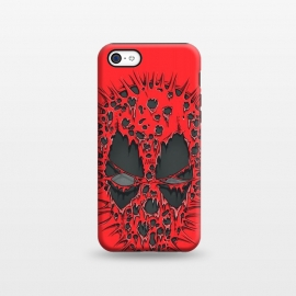 iPhone 5C  DeadHole by Branko Ricov