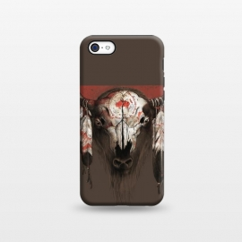 iPhone 5C  Tatanka by Branko Ricov