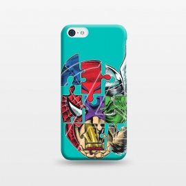 iPhone 5C  Almighty Avenger by Branko Ricov