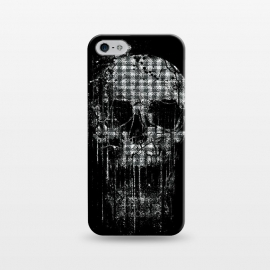 iPhone 5/5E/5s  Cool Splatter Skull by Branko Ricov